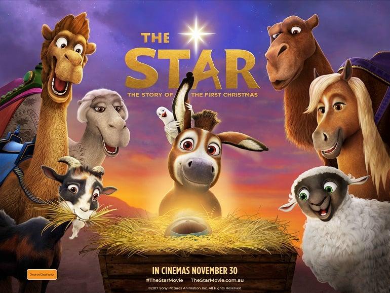 THE STAR - Official Teaser Trailer - YouTube