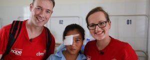 Duncan Laura and Eye Patient