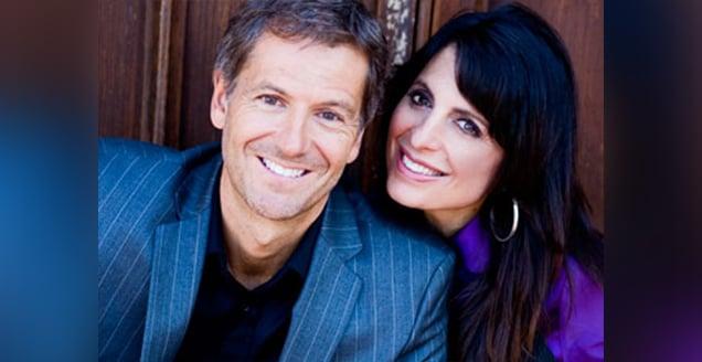 Lisa Bevere and John Bevere