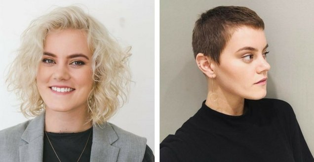 Taya Smith Singer Hillsong United Haircut