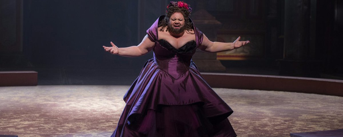 """I Was Petrified"" – How The Greatest Showman's Keala Settle Found Her Voice"