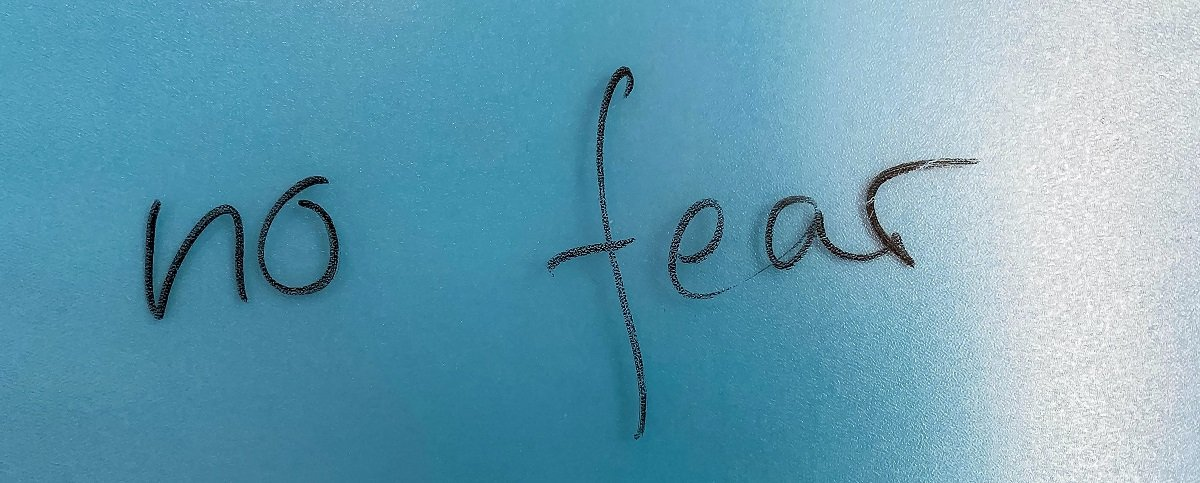 If God with us, no need to fear