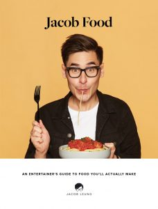Jacob Food Cookbook Cover