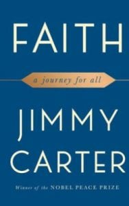 Faith a journey for all Jimmy Carter