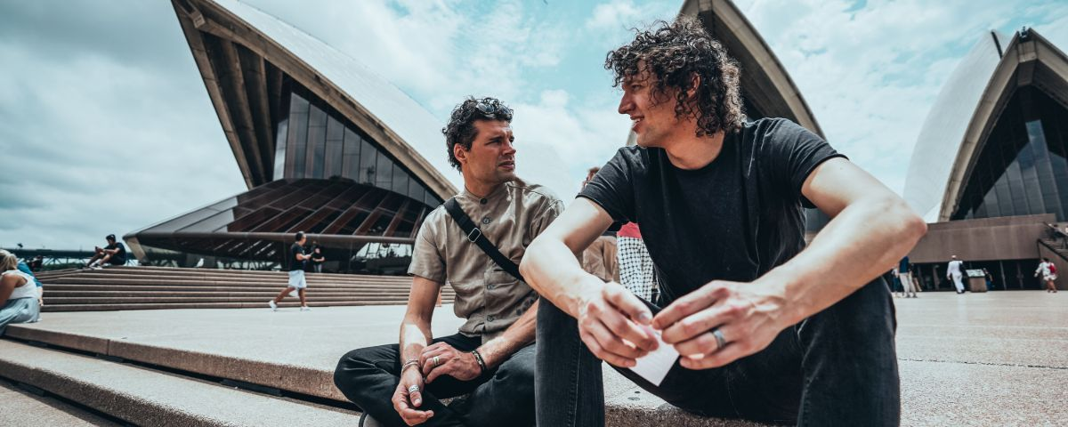 For King and Country at Sydney Opera House