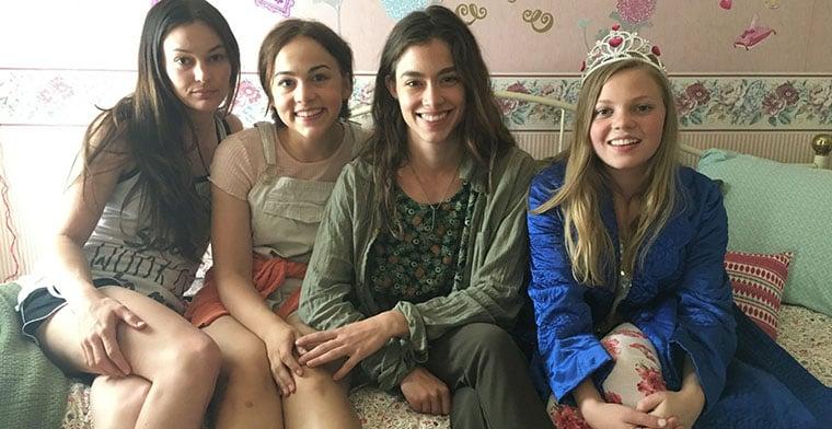 Little Women cast members