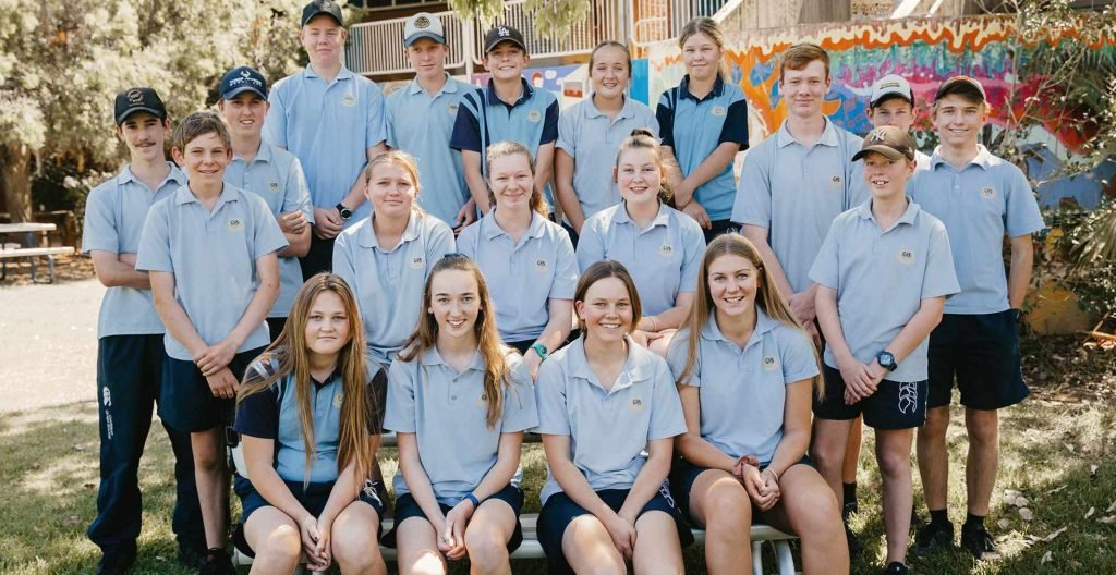 Gilgandra high Kids who went on camps -