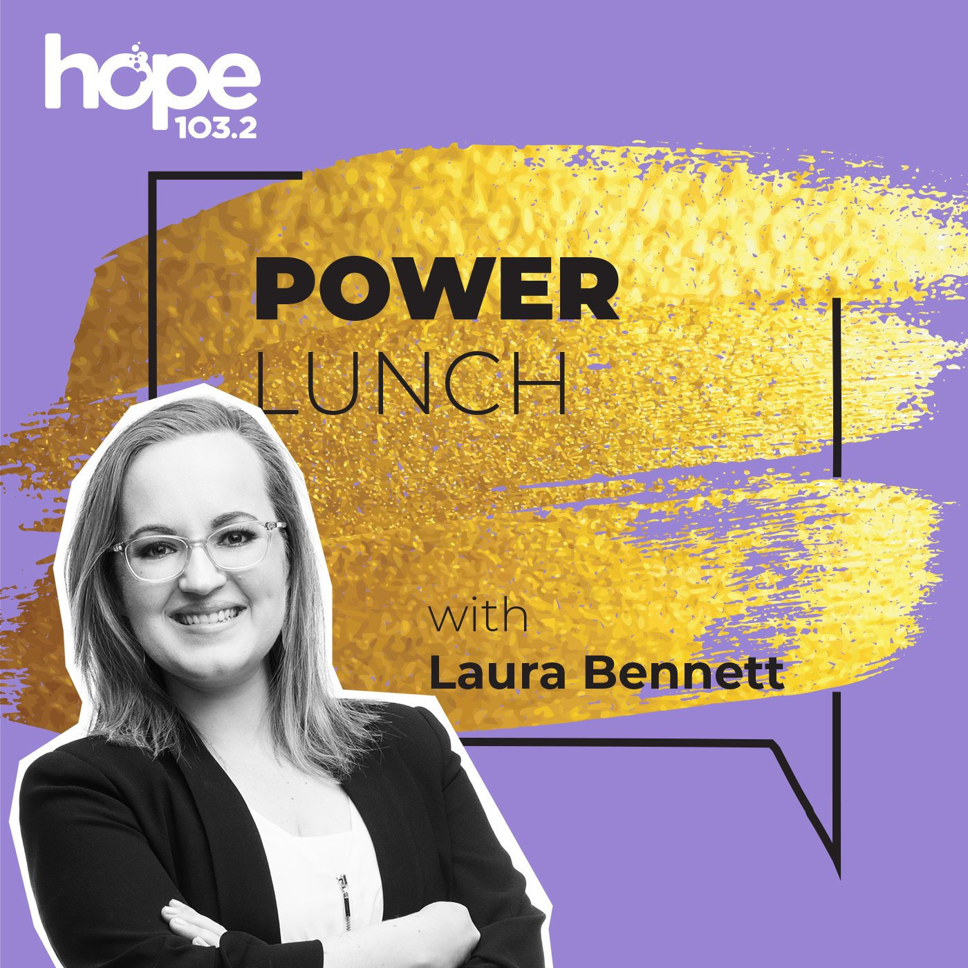 Power Lunch with Laura Bennett 2020