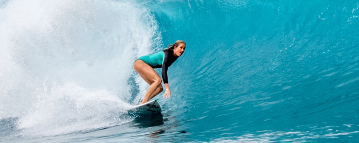 Unstoppable The Soul Surfer Bethany Hamilton Now A Mum Releases New Documentary Hope 103 2