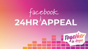 24-hour facebook appeal on June 26