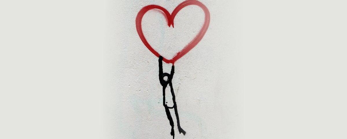 Hanging onto Love
