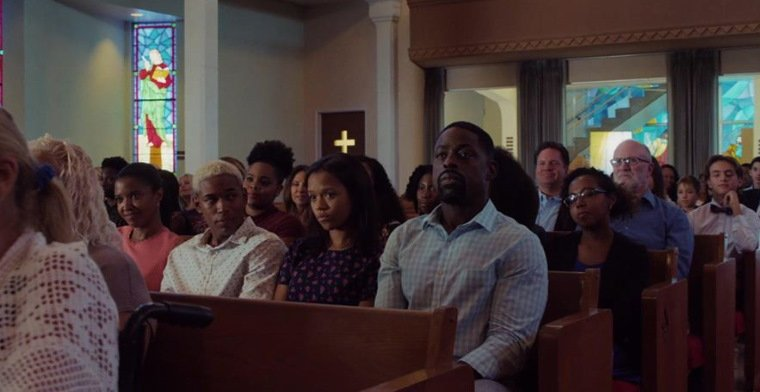 Sterling K Brown and Kevin Harrison Jr star in WAVES