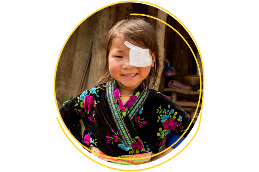 CBM Miracle's Day - Give the Gift of Sight for Only $33