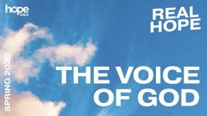 Real Hope Spring Devotion - The Voice of God #12