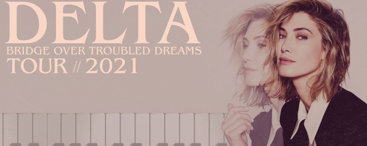 Delta Goodrem Tour
