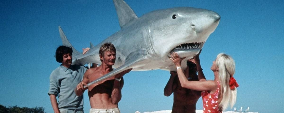 Valerie Taylor and sharks