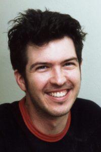 Andrew Morris host of Fresh radio