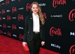 Disney+ Cruella movie with Emma Stone and Emma Thompson