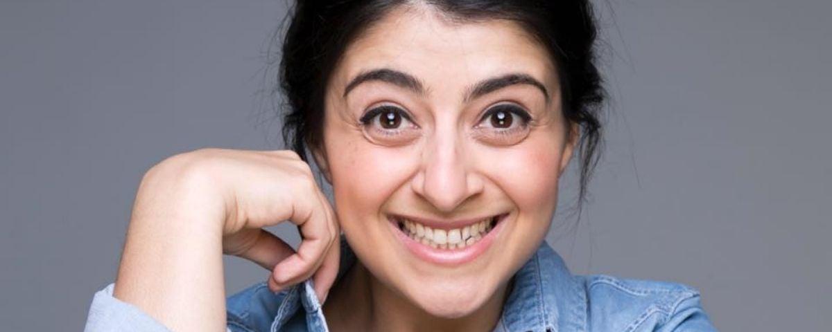 Australian comedian Susie Youssef