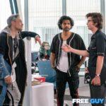 Free Guy with Ryan Reynolds