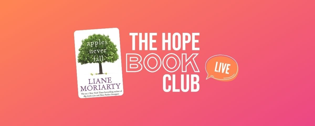 The Hope Book Club Live Event on Zoom