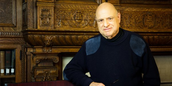 Author Tony Campolo talking about Love and Power