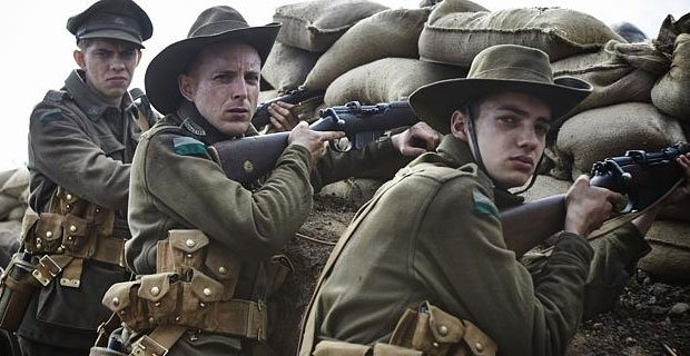 TV Review: Gallipoli